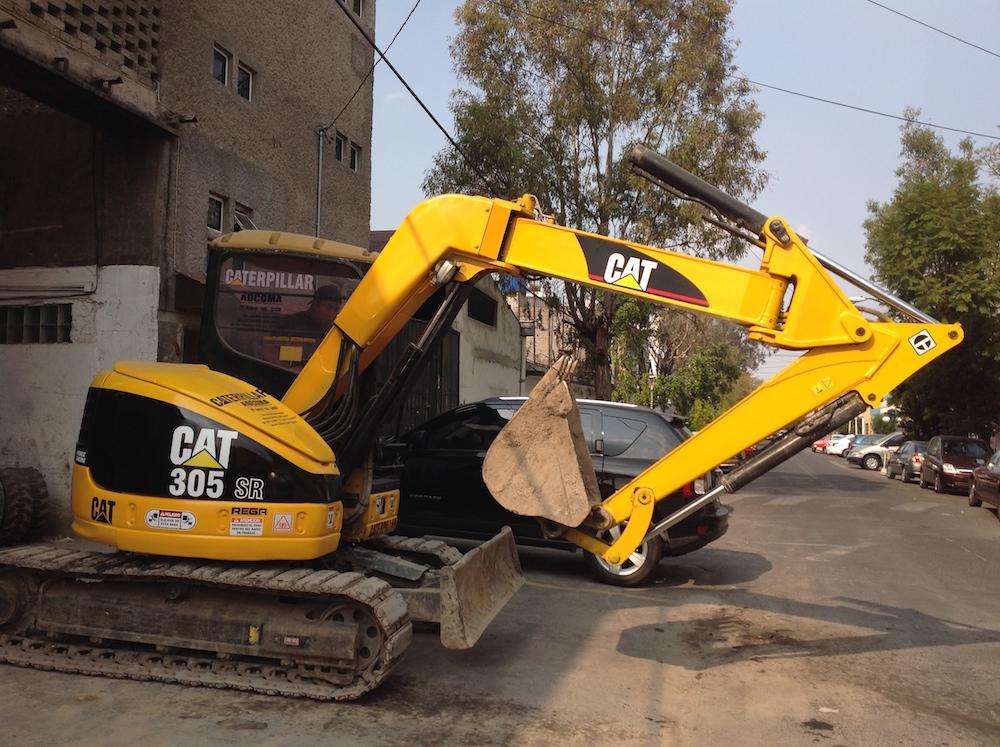 excavadora en venta - adcoma maquinaria pesada